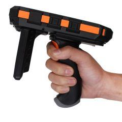 5-6 meters Long range EPC GEN2 R2000 uhf handheld rfid reader 4G Portable Bluetooth Warehouse invent
