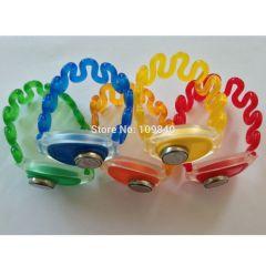 ABS Plastic TM Smart Card Bracelets,Waterproof TM1990A-F5 Wristband Strapps for Sauna/Resort/Bath ce