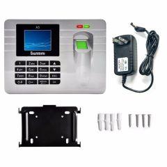 DANMINI A5 Fingerprint sensor Employee Attendance Machine Time Clock Recorder 2.4-Inch TFT Color