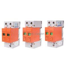 DC 1000V 500V 20KA~40KA 2 P 2 pole SPD House Surge Protector Protective Low-voltage Arrester Device