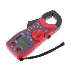 Digital Clamp Multimeter AC DC Voltmeter Ammeter LCD Ohmmeter Volt Tester Meter W329