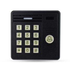 IP43 waterproof RFID keypad standalone access control board 125KHz smart lock card reader for door a