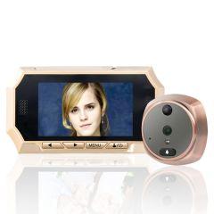 "MOUNTAINONE 4.3"" TFT LCD Screen Digital Peephole Door Viewer Camera PIR Motion Detection Doorbell 16"