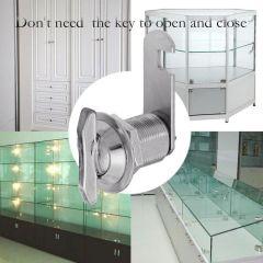 Zinc Alloy Keyless Mailbox Boat Door Cabinet Toolbox Hand Screw Cam Lock