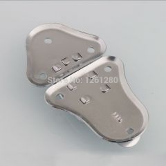 free shipping iron hasp Occitan box toolbox lock storagebox air box clasp leather trunk buckle faste