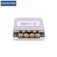 uhf rfid module R2000 chip smart card read module USB 2.0 RS232 interface with four antenna ports fo