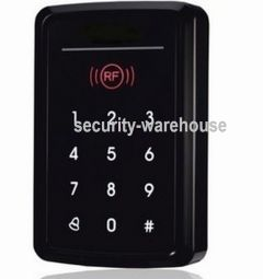 RFID 125KHz Standalone Access Control Unit Light Touch Backlight Keypad Indoor