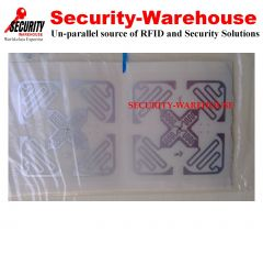 RFID UHF Label 18000-6C EPC C1G2 Impinj Monza Inlay Transponder Adhesive Sticker