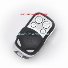 Metal Style 4 Button Remote Control Keyfob for Wireless GSM Alarm
