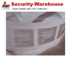 RFID 13.56MHz ISO 14443A Soft Stick Label Tag 35 x 35 mm Self Adhesive