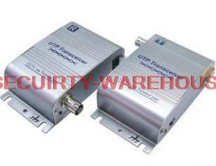 1 channel video transmitter 1800 m active twisted pair UTP video