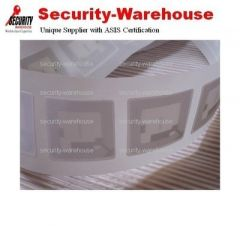 RFID 13.56MHz 14443A Soft Stick Label Tag 35 x 35 mm Self Adhesive Sample