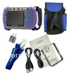 3.5 inches tft screen 12v output CCTV camera video Tester Multifunction LCD Security