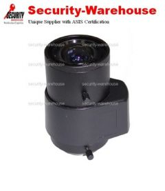 2.8-12mm Auto Iris CS Lens for CCTV Camera Manual Zoom AXIS