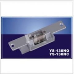 YS130 NO/NC Stainless Steel Electric Strike 12V Fail-Safe Fail-Secure 150x39.5x28mm