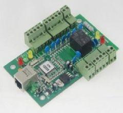 Single door bi-directional access Access Controller Access Control Card System TCP IP
