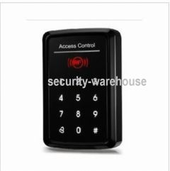 Light Touch Keypad w Backlight Access control All-in-One RFID 125 KHz PIN 1000 User
