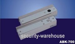 ABK-700 frameless glass doors up and down special bracket