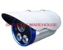 HD CCTV Camera 13 SONY CCD 800 TVL 8mm Lens 2 IR Long Range Waterproof Outdoor White Bullet