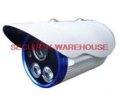 HD CCTV Camera 13 SONY CCD 800 TVL 8mm Lens 2 IR Long Range Waterproof Outdoor White Bullet