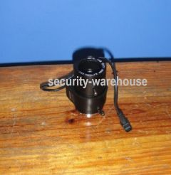 Auto iris lens CS interface CCTV camera 3.5 inches 8 mm and colorful IR zoom lens