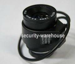Automatic aperture 3.5 inches 8 mm lens can be manual zoom lens bolt dedicated special offer CCTV cameras