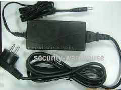 CCTV Power Supply DC12V3A dual Power Supply for CCTV camera Power Supply dc voltage is installation