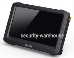 The new 5-inch large-screen video recording DVR 2 4G5 8G wireless receiver can display Babysitting