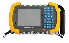 3.5 inches-inch screen works treasure CT700 monitor tester +12V output video tester