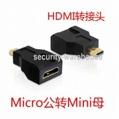 Turn XT800 EVO 4 g Micro HDMI male Mini Mini HDMI connector