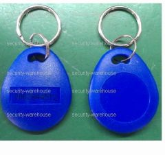 RFID 125 KHz ReWritable ID Key Ring for Hotel Access Control Lot
