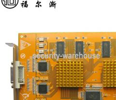 8 road pure hard pressure 2864 eight-way acquisition card preview video acquisition card playback full D1 full compatibility