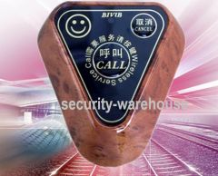 Restaurant wireless call button call ring club chess &cards room hotel coffee shop