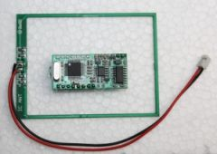 RFID ReadWrite Module 13.56MHz ISO 15693 +Antennna TTL RS232
