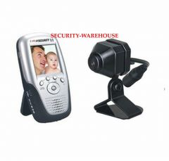 2.4GHz wireless camera Mini camera is convenient handheld wireless receiver +screen in real time to watch