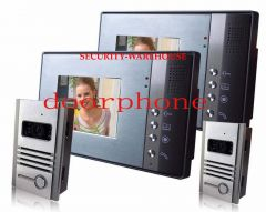 5 6-inch color household color visualcolor visual intercom doorbellCCDtwo on two