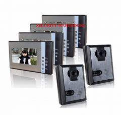 Photo storage 7 video intercom doorbellhousehold color visualhd storagetwo drag four