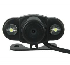 2012 hot car camera car camera 170 degree wide-angle night vision waterproof reversing camera