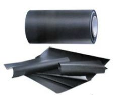 RFID On-metal materials anti-magnetic interference fabric ferrite absorbing materials 150 * 100 * 0.5MM 125khz 13.56mhz