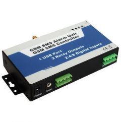 GSM SMS Controller-Alarm 2 In 2 Out USB Ports