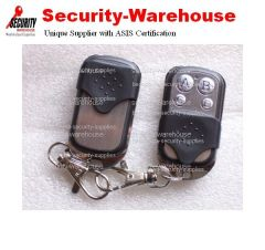 Wireless metallic metal remote control setting armdisarm for GSM security Burglar home alarm system