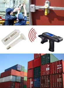 RFID UHF Container Seal Tag