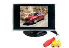 3.5 inches inch car rear view monitor as monitor screen HD Slim