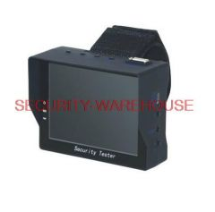 Free shipping STest Video Tester 12V output 3.5 inches-inch high-definition screen can replace battery high cost