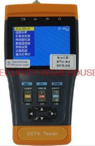 STest 896 STest video surveillance monitor tester optical power tester upgraded version