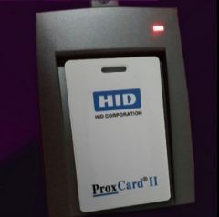 Desktop HID Card Reader RFID 125KHZ Reader USB