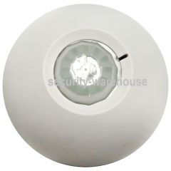 Ceiling Mount 360 Degree Infra-red Motion Detector for Wired Burglar Alarm