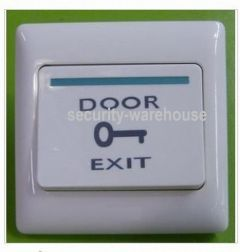 Open Door Press Exit Button 86 x 86