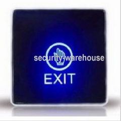 Light Touch Open Door Exit Button Press 86Slim