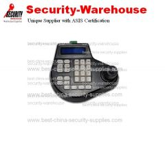 LCD display Keyboard Controller for CCTV PTZ Camera 2D